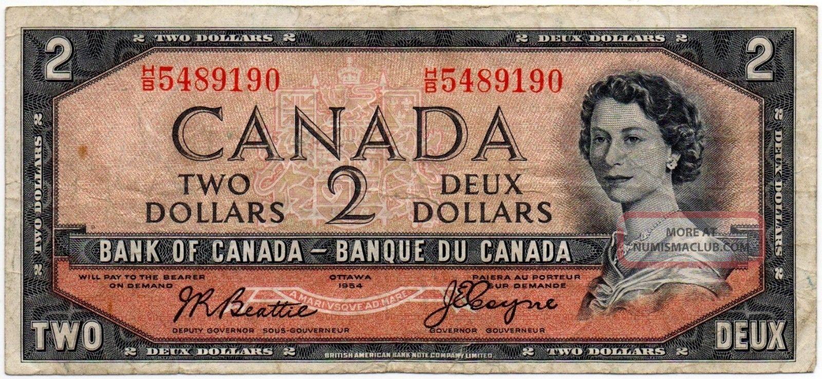 Canada $2