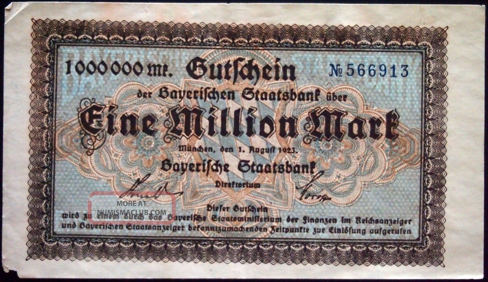 Bavaria 1923