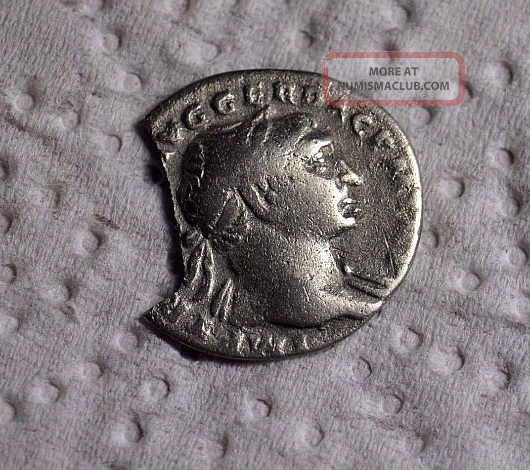 Ancient Silver Roman Denarius Trajan At Your Price Coins: Ancient photo