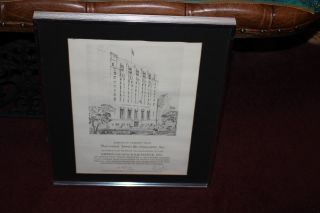 Vintage Raymond James & Associates American Stock Exchange Document Certificate1 photo