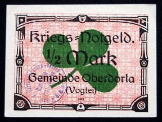 Oberdorla 1919