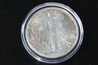 1997 Silver American Eagle 1 Oz Bullion Coin $1 Fine Silver 999 E303 photo