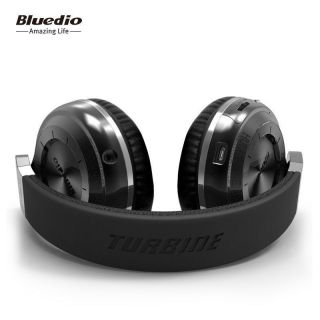 Bluedio Turbine 2 Bluetooth 4.  1 Stereo Headsets Wireless Headphones,  Built - In Mic photo