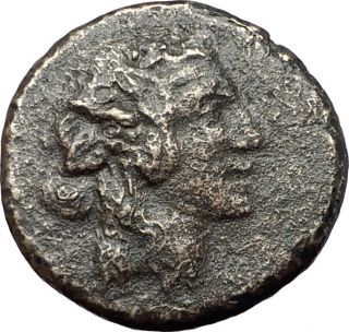 Amisos Pontus 100bc - Mithradates Vi The Great Time - Dionysus Greek Coin I61080 photo