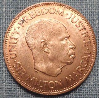 Sierra Leone 1964 1 Cent photo