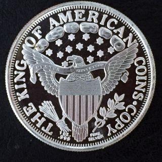 Liberty 1804 Bust Dollar Design