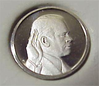 Platinum Gerald Ford Inauguration Franklin