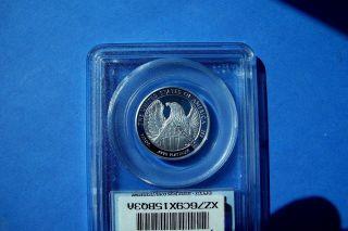 2007 - W $50  First Strike  Pcgs Pr70dcam,  1997 - W $50 Pcgs Pr70dcam photo
