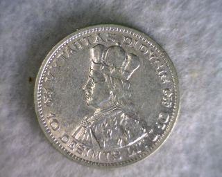 Lithuania 10 Litu 1936 Silver Coin (stock 0058) photo