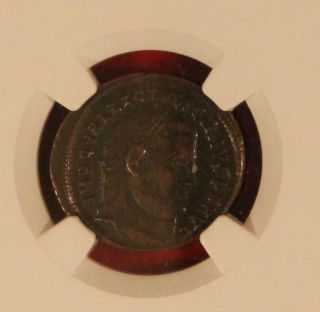 Ancient Roman Empire Licinius I Copper Nummus Ad308 - 324 Ngc Choice Very Fine photo