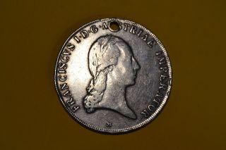 Austria Franciscvs I - 1 Thaler 1820m (milan - Lombardy) photo