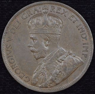 1919 1c Bn Canada Cent photo