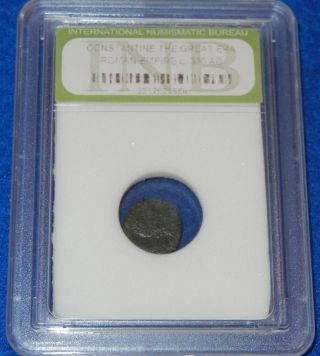 50 Authentic Ancient Constantine The Great Era Bronze Roman Coin 2212626888 photo