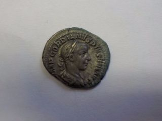 Gordian Iii R.  I.  C.  112 Ar Denarius photo