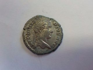 Caracalla R.  I.  C.  81 Ar Denarius photo
