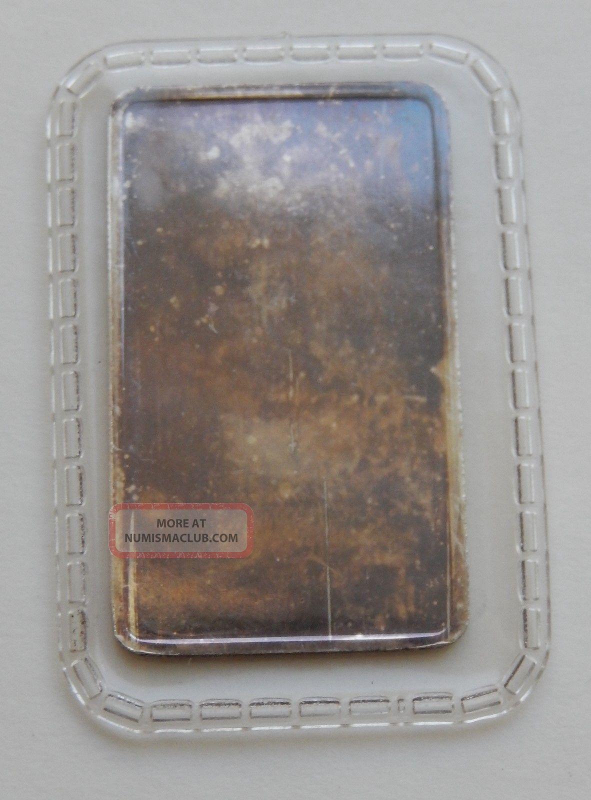 5 Grams Jm Assayers Johnson Matthey 999 Fine Silver Bar Scarce