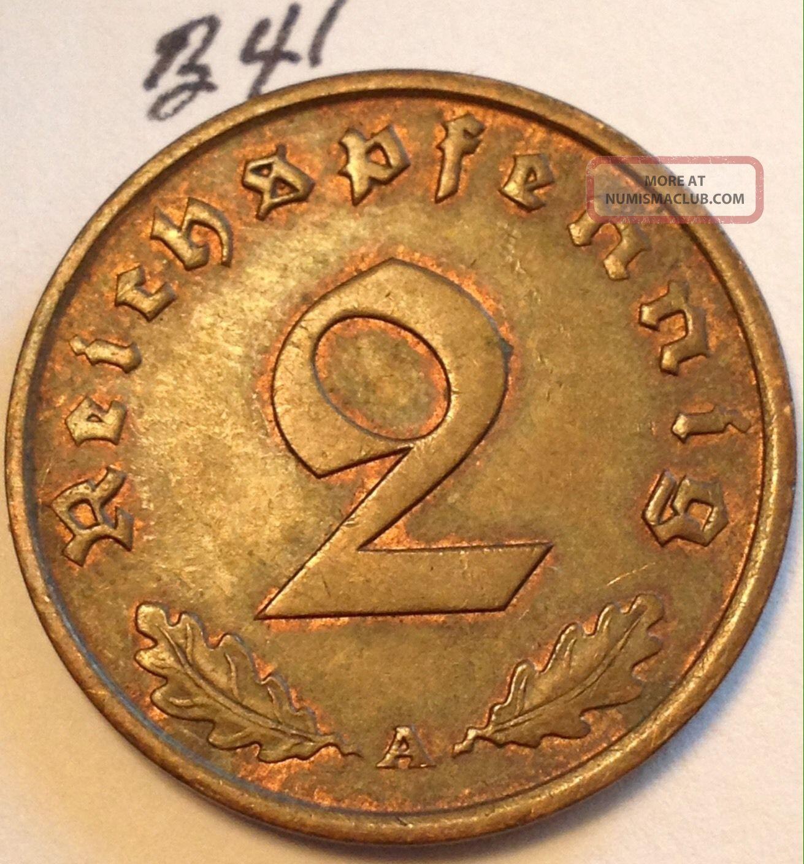 world war 2 coin