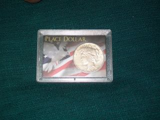 1926 S Peace Dollar photo