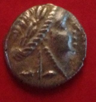 Ancient Greece,  Lycian League Ar Drachm,  1st Century Bc photo