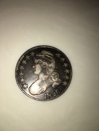 1826 50 Cents Half Dollar Coin photo