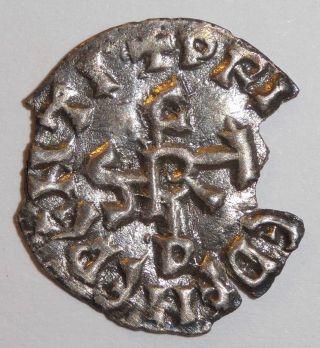 Italy,  Sicardus Prince,  Silver Denaro,  Benevento photo