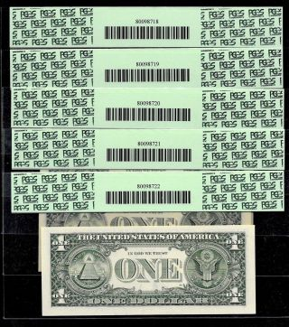 (5) Consecutive 2003 $1