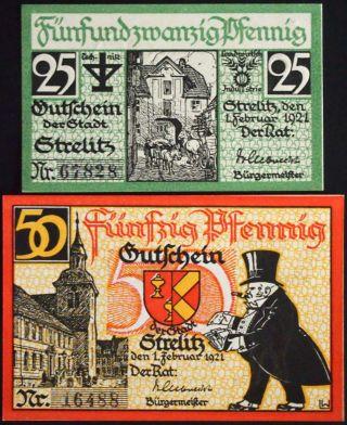 Strelitz 1921