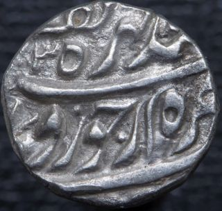 Afghanistan Durrani Taimur Shah 1772 - 1793 Ar Rupee Dera Ah1203/18 Km 328 Indian photo