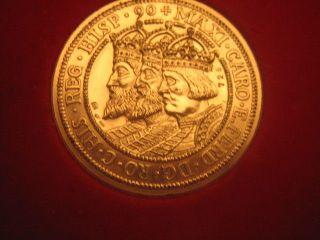 Komplette Serie A 6 Taler Silver.  900 Europa Fantasy Thaler Coin photo