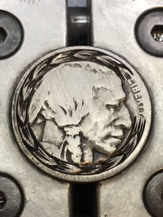 Hobo Nickel Coin Art 52 photo
