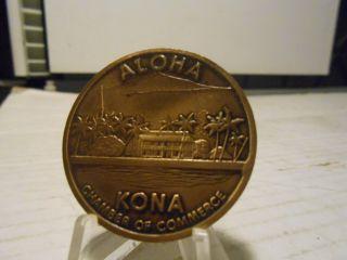 Vtg 1973 Hawaii Kona Dollar