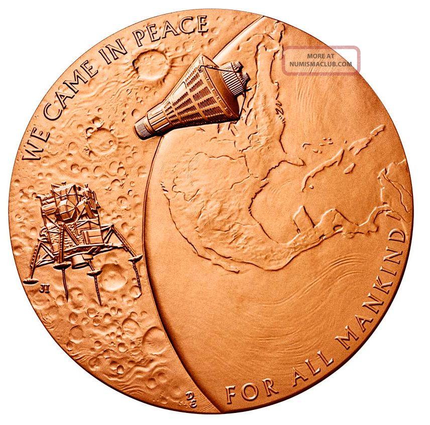 apollo 11 nasa coin - photo #37