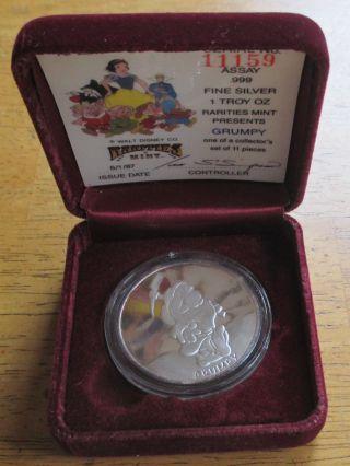 1987 Snow White 50th Anniversary