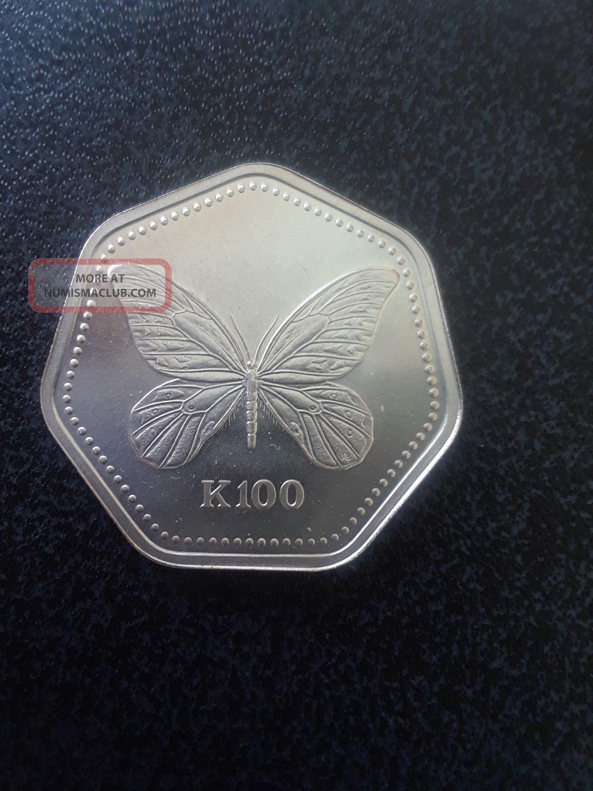 Papua Guinea 100 Kina 1992