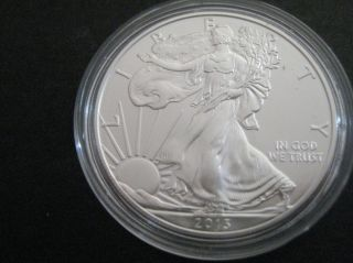 2013 Silver American Eagle One Ounce photo