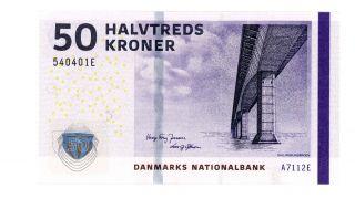Denmark … P - 65d … 50 Kroner … 2011 … Unc photo