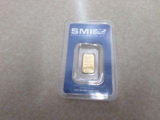 Sunshine 1 Gram Gold Bar photo