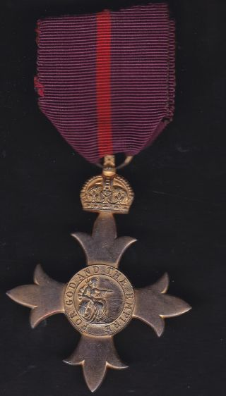Australia/britain Unattributed Order Of The British Empire 1917 - 1936 Military Di photo