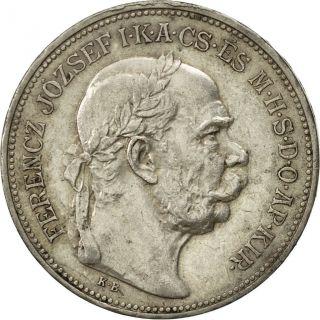 [ 470958] Hungary,  Franz Joseph I,  2 Korona,  1913,  Kormoczbanya,  Au (50 - 53) photo