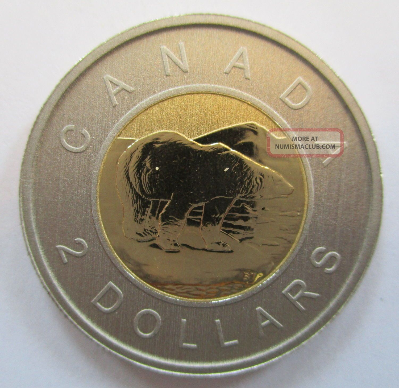 2013 Canada $2 Dollar Specimen Toonie Coin Coins: Canada photo