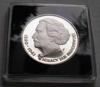 Poland 100 Zl Jan Paderewski 1975 photo