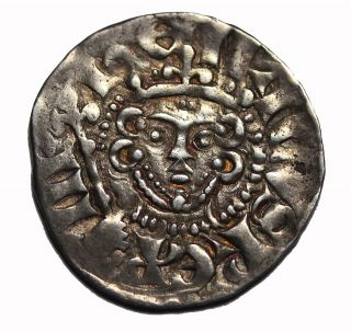 Great Britain Henry Iii 1216 - 1272 Ad Silver Penny Medieval Coin S.  1367a photo
