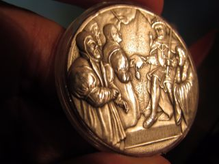 Status Of The Surgeon: 51gr.  999 Silver High Relief Medallic Art Co,  700 Minted photo