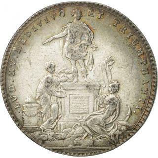 [ 550462] France,  Token,  États De Bretagne,  Rennes,  1754,  Au (50 - 53),  Silver photo