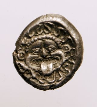 A24: Thrace,  Apollonia Pontika.  Late 5th - 4th Centuries Bc.  Ar Drachm photo