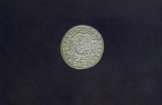 Austria - Salzburg; 1726 Near Uncirculated Silver 4 Kreuzer,  Usa photo