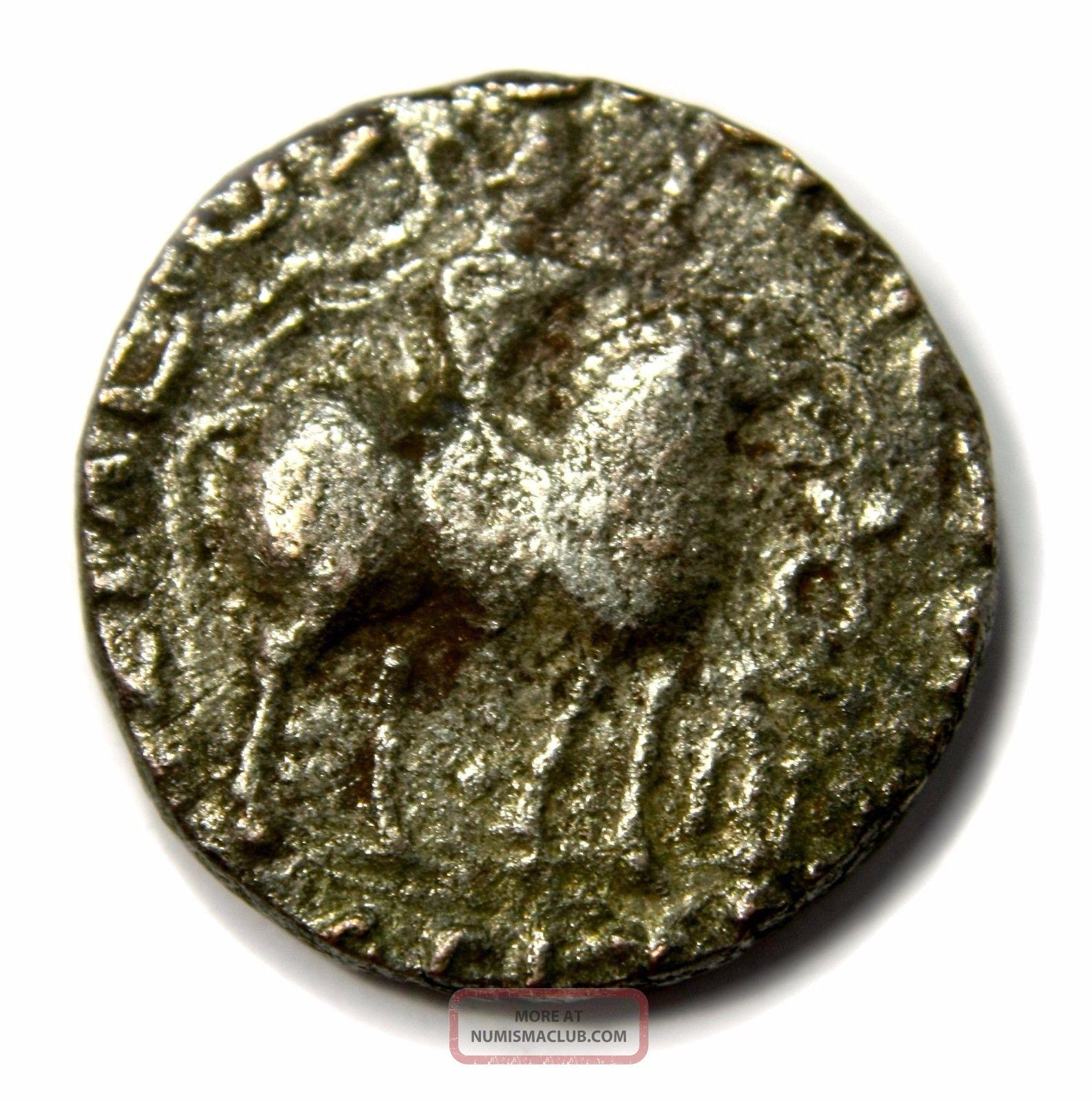 Indo - Scythians,  Azes Ii,  Ar Tetradrachm,  35 - 5 Ad (21 Mm,  9.  60 Gm) Coins: Ancient photo