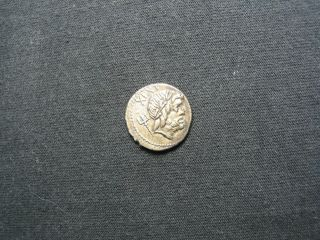 Roman Republic Denarius - - Lucretia - - 81 - 73 B.  C.  - - Syd.  784 - - Cr.  390/2 - - Neptune photo