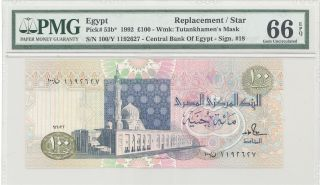 1992 Egypt,  Replacement