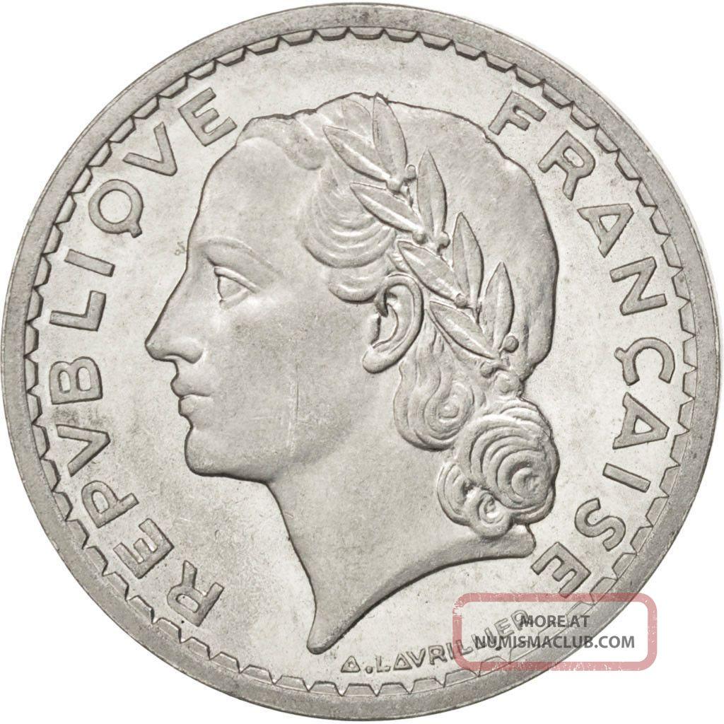 [ 75317] France,  Lavrillier,  5 Francs,  1946,  Beaumont - Le Roger,  Km 888b.  2 France photo